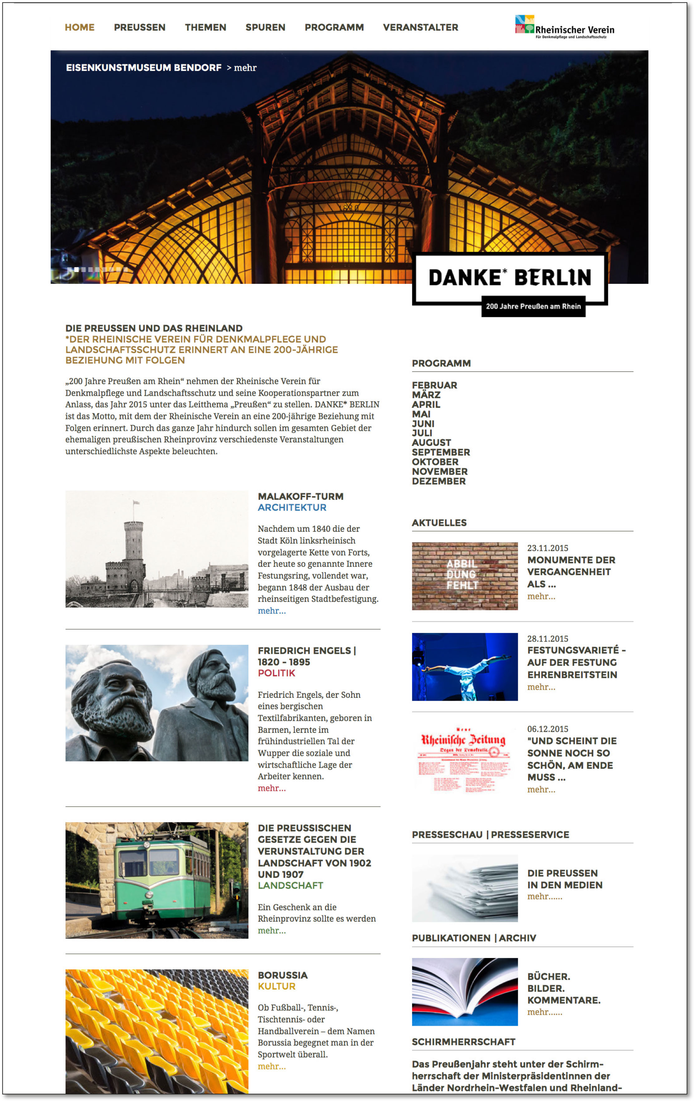 Website_Preussen